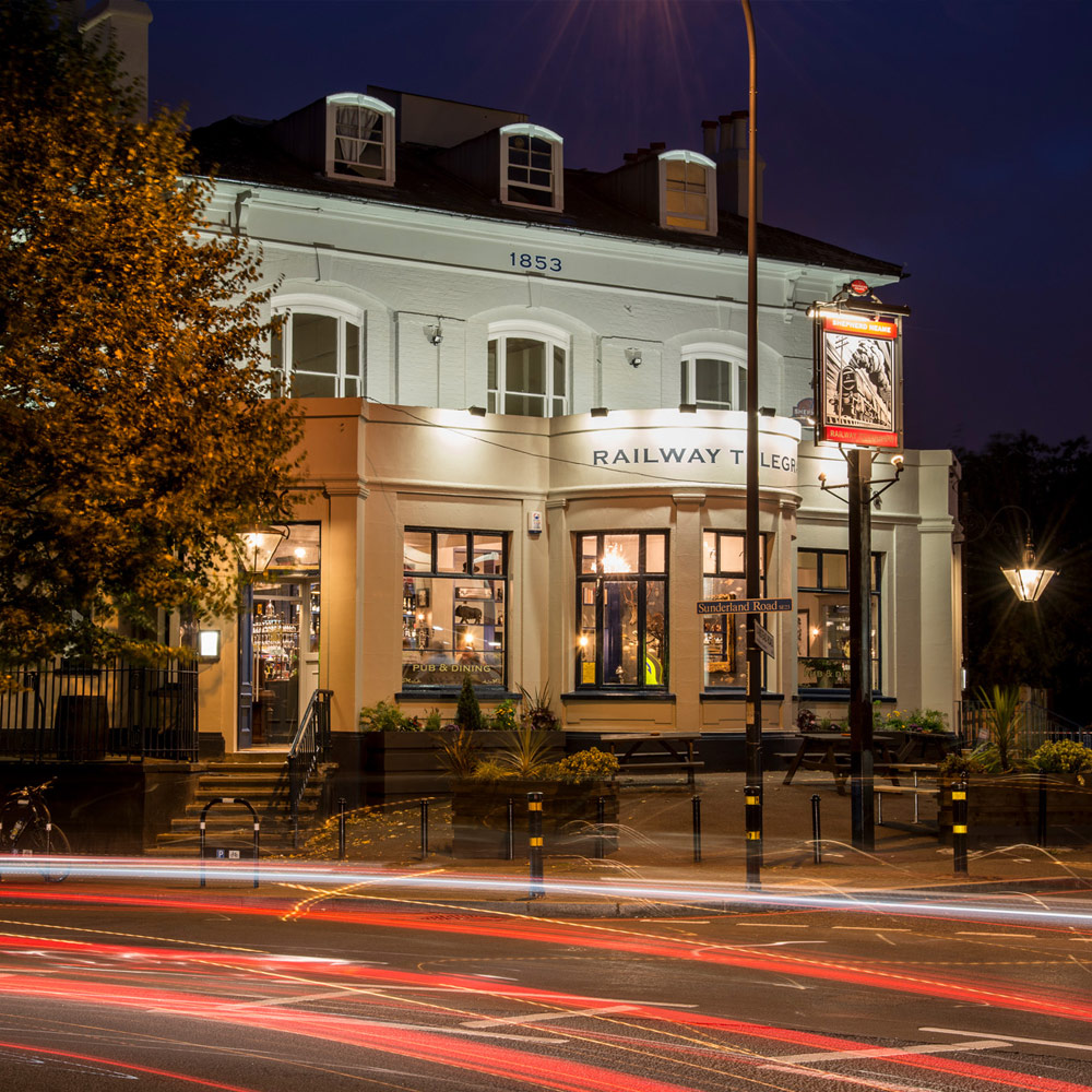 A Spectacular Renovation In Forest Hill London: Commercial Portfolio